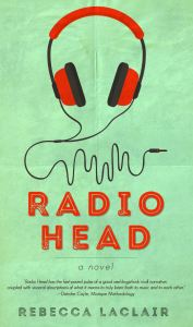 Radio Head novel cover