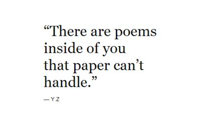 poems inside